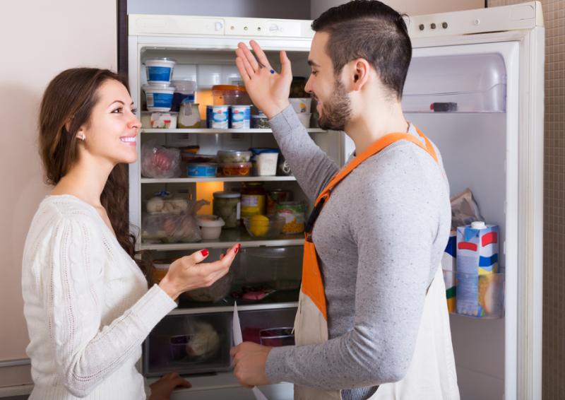 Dịch vụ bảo dưỡng tủ lạnh tại tphcm