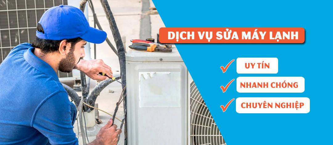 dịch vụ sửa máy lạnh