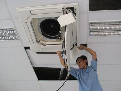 Dịch vụ lắp đặt máy lạnh tại Tân Uyên, di dời máy lạnh