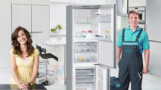 Dịch vụ sửa chữa tủ lạnh tại Tân Uyên chất lượng