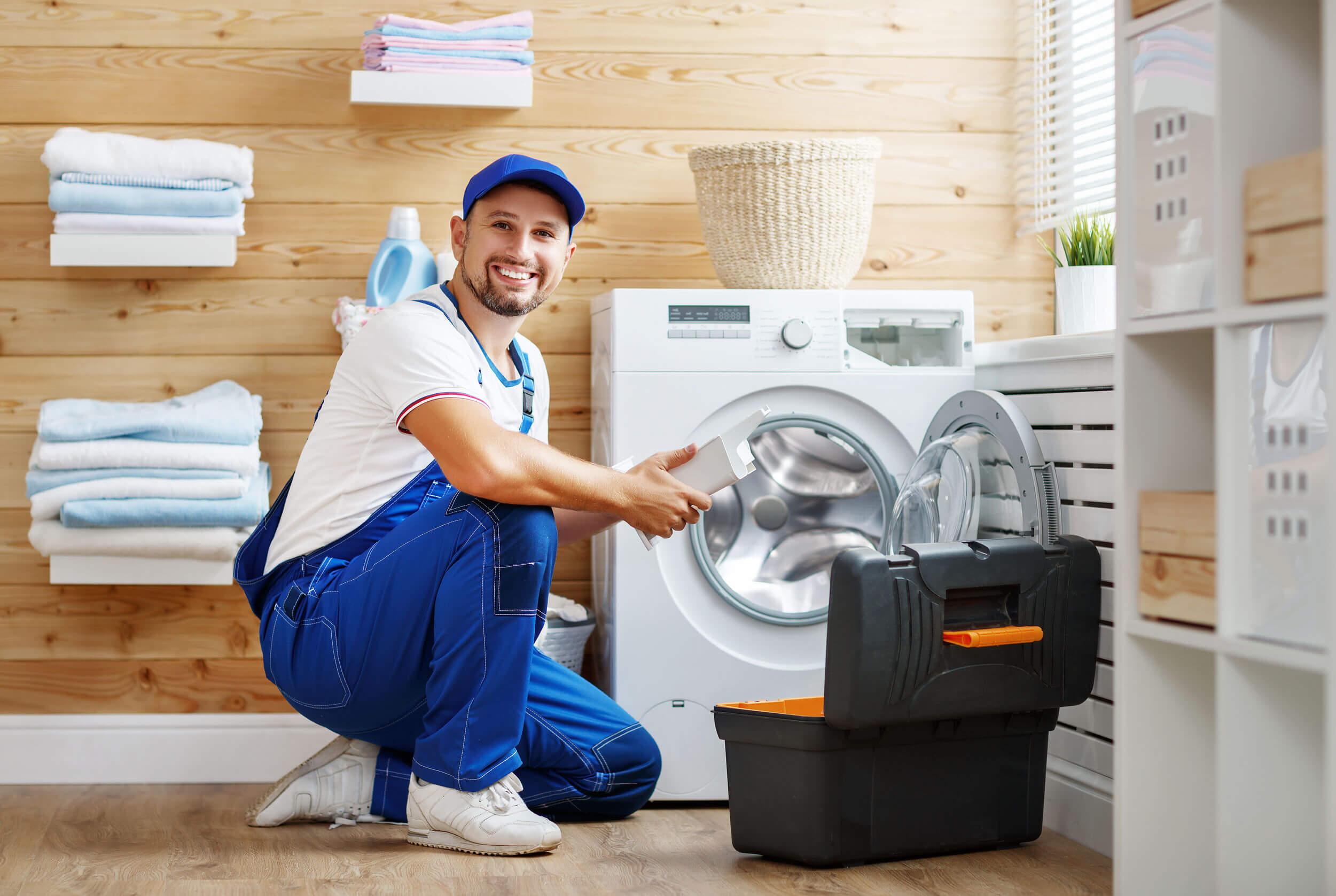 Trung tâm sửa máy giặt tại An Bình Dĩ An