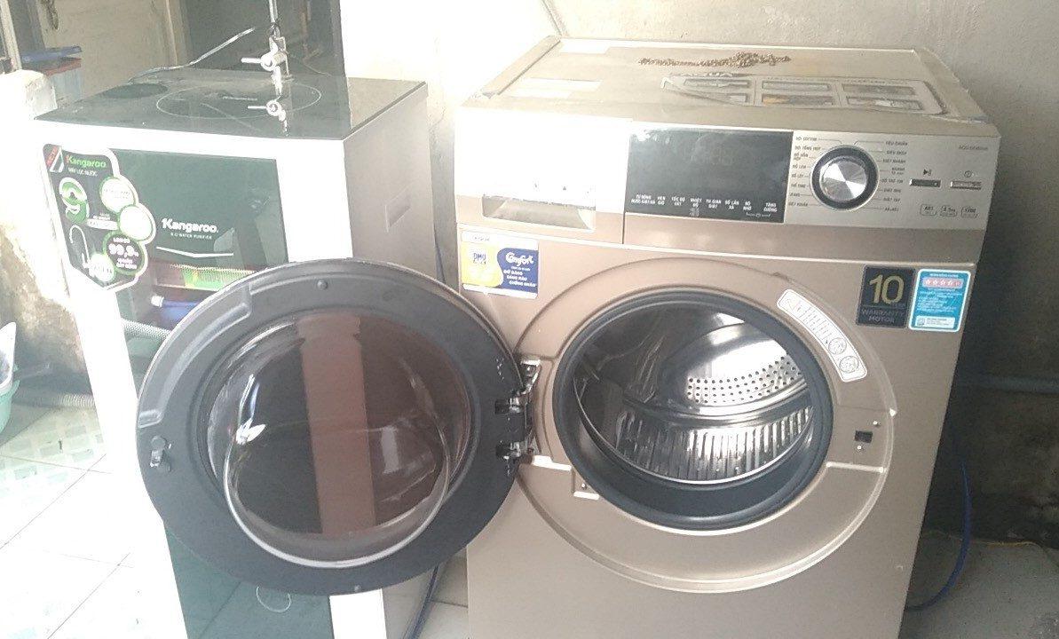Dịch vụ sửa máy giặt tại Tân Đông Hiệp Dĩ An