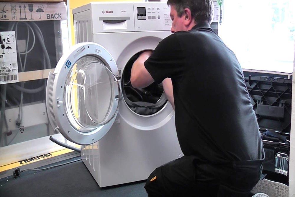 Đơn vị sửa máy giặt tại Tân Phước Khánh Tân Uyên