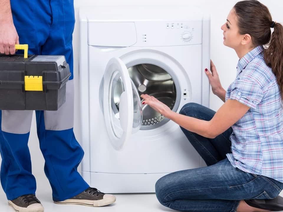 Dịch vụ sửa máy giặt tại Dĩ An