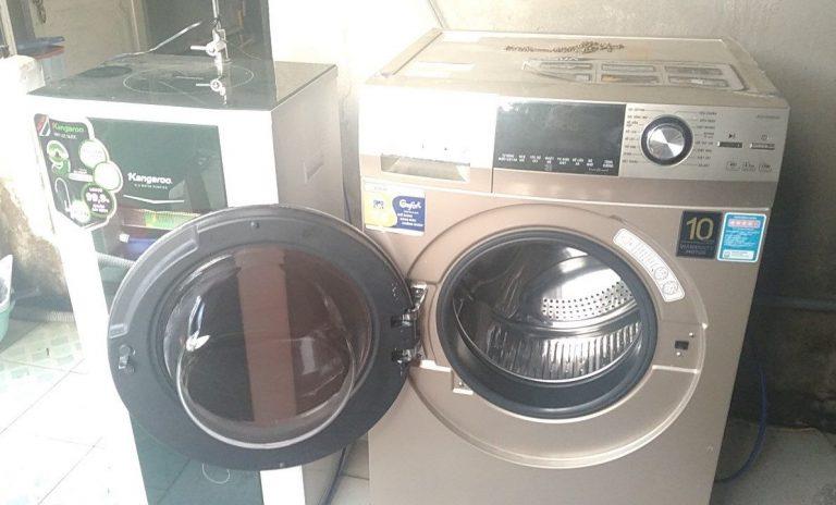 Dịch vụ sửa máy giặt tại Tân Uyên, Bình Dương
