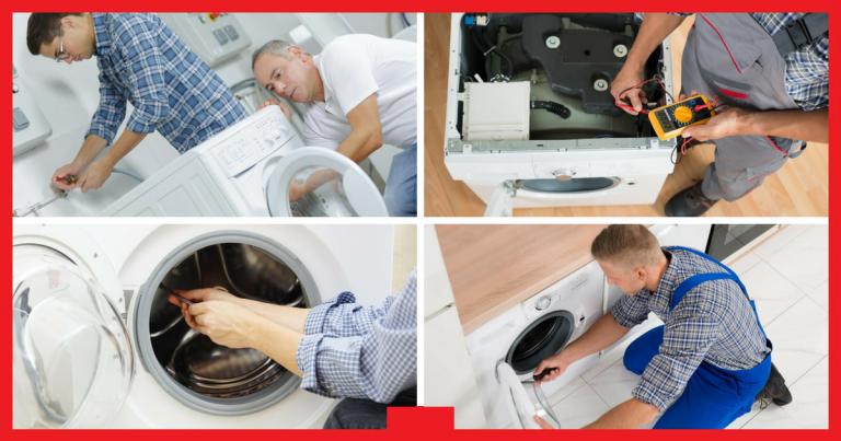 Dịch vụ sửa máy giặt tại nhà tphcm giá rẻ