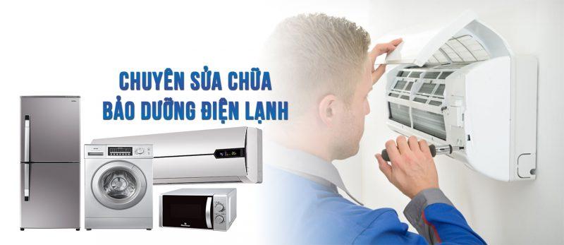 Dịch vụ sửa máy lạnh tại An Bình Dĩ An