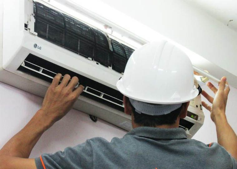 Dịch vụ sửa máy lạnh tại Tân Uyên uy tín