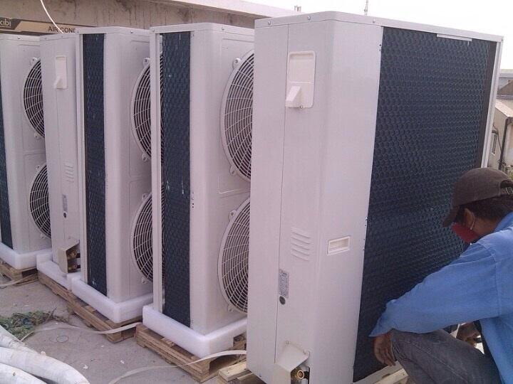 Dịch vụ sửa máy lạnh tại Thuận Giao Bình Dương