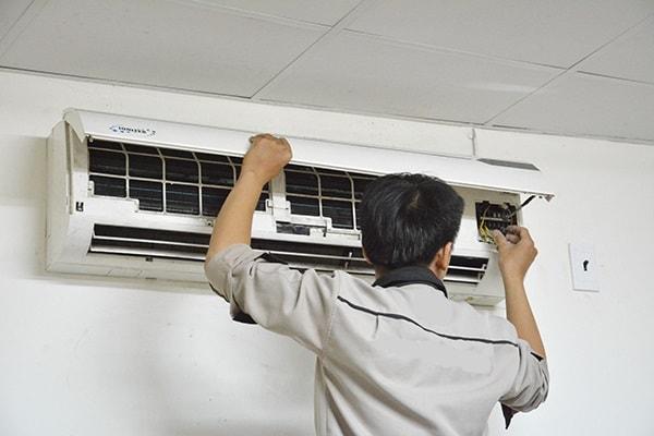 Địa chỉ sửa máy lạnh tại phường Hòa Phú Thủ Dầu Một