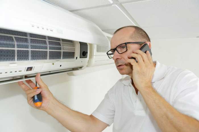 Dịch vụ giá rẻ sửa máy lạnh tại phường Tân Bình Dĩ An