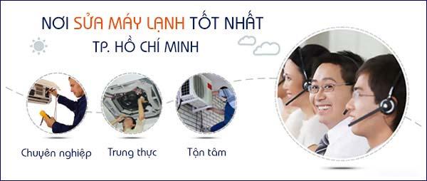 Dịch vụ sửa máy lạnh tại tphcm