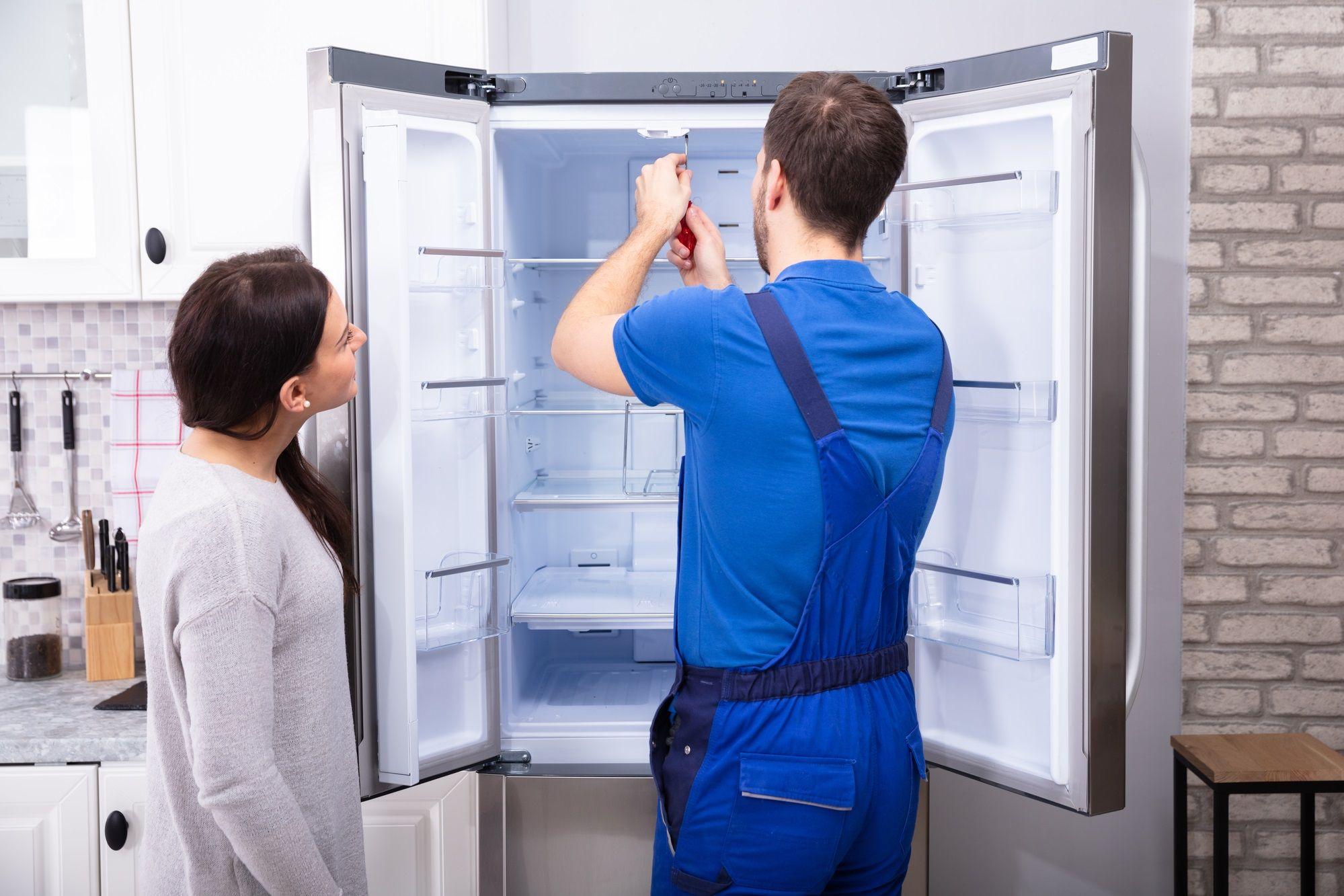 Đơn vị sửa tủ lạnh tại Bình Hòa giá rẻ