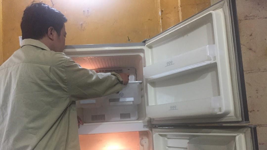 Trung tâm sửa tủ lạnh tại Thái Hòa nhanh uy tín