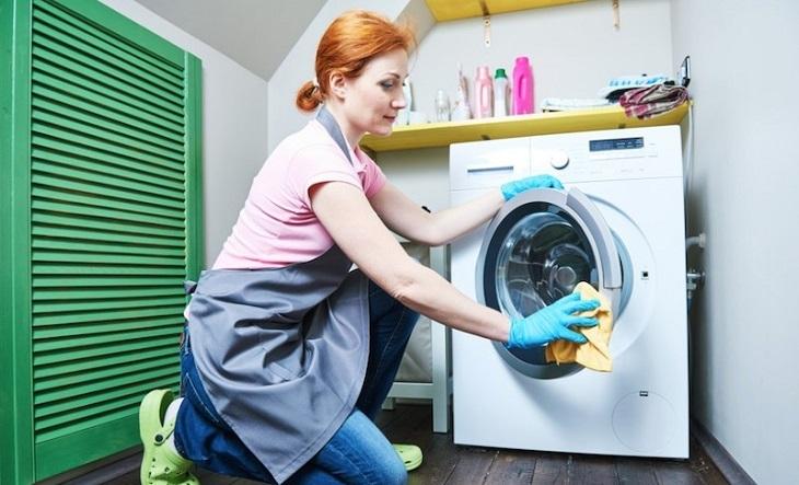 Dịch vụ vệ sinh máy giặt tại Bình Hòa giá rẻ