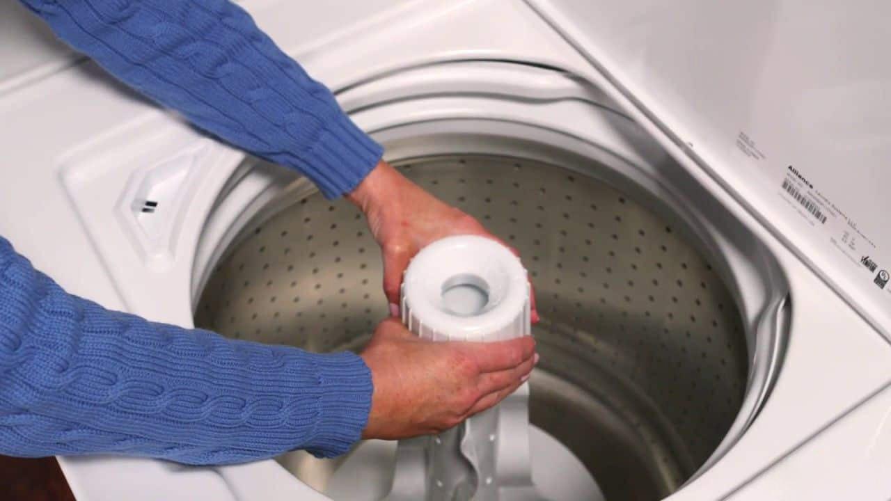 Dịch vụ vệ sinh máy giặt tại phường Tân Bình