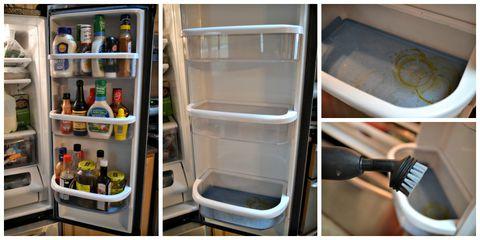 Dịch vụ vệ sinh tủ lạnh tại nhà Thủ Dầu Một